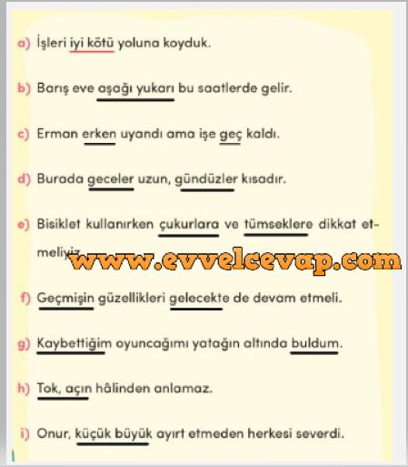 Ders ve Çalışma Kitapları Cevapları – Sayfa 773 – Ders kitabı cevapları e  okul