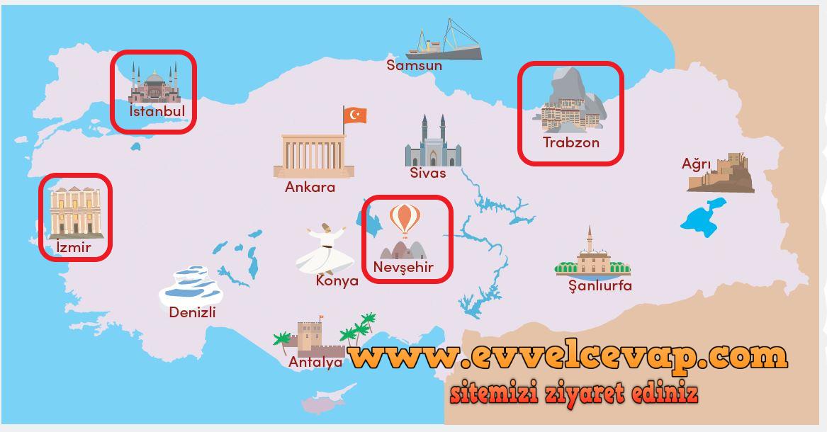 3. Sınıf Türkçe Ders Kitabı Meb Yayınları Sayfa 251 Cevabı