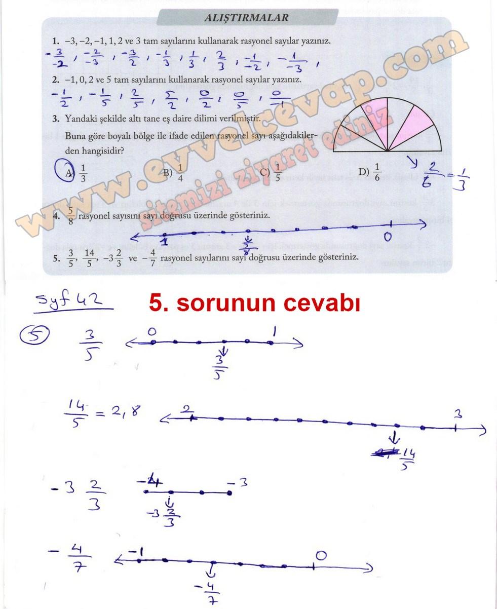 Ders Ve Calisma Kitaplari Cevaplari Sayfa 227 Ders Kitabi